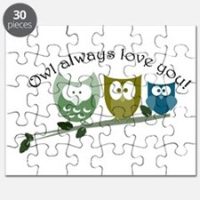 Owl always love you! Puzzle