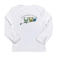 Owl always love you! Long Sleeve Infant T-Shirt