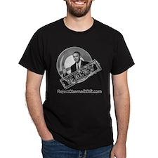Reject Obama Men's T-Shirt