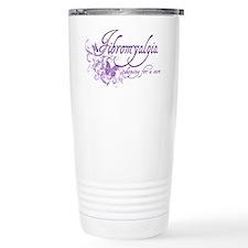 Fibromyalgia / Cure Travel Mug
