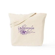 Fibromyalgia / Cure Tote Bag