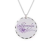 Fibromyalgia / Cure Necklace