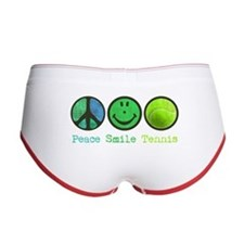 Smile and TENNIS Women's Boy Brief