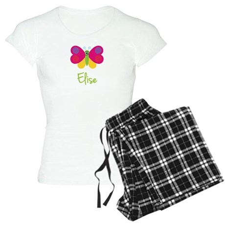 Elise The Butterfly Women's Light Pajamas