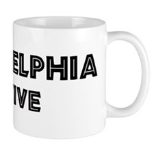 Philadelphia Native Mug