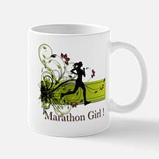 Marathon Girl Mug