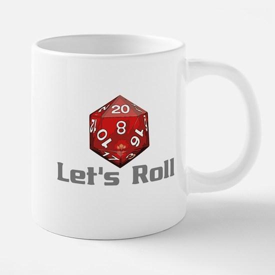 Let's Roll Mugs