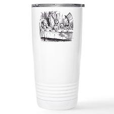 Mad Tea Party Travel Mug