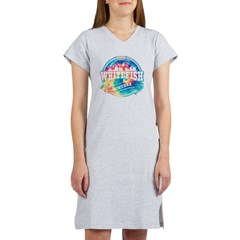 Whitefish Old Circle Women's Nightshirt
