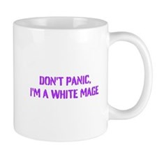 Cute Dont panic Mug