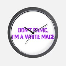 Don't panic! Wall Clock