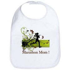 Marathon Mom Bib