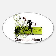 Marathon Mom Decal