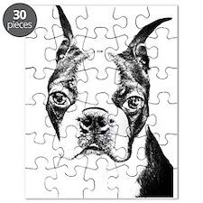 BOSTON TERRIER - DOG Puzzle