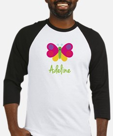 Adeline The Butterfly Baseball Jersey