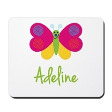 Adeline The Butterfly Mousepad