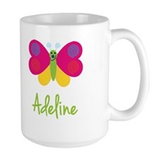 Adeline The Butterfly Ceramic Mugs