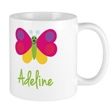 Adeline The Butterfly Small Mugs