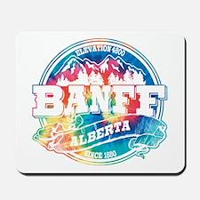 Banff Old Circle Mousepad