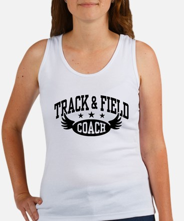 Track & Field Coach Women's Tank Top