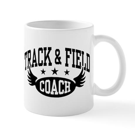 Track & Field Coach Mug
