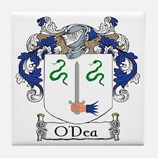 O'Dea Coat of Arms Tile Coaster