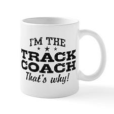 Funny Track Coach Mug