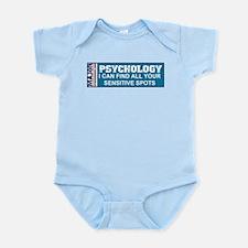 Unique Psychology major Infant Bodysuit