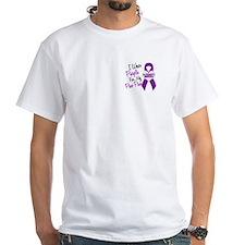 I Wear Purple 18 Alzheimers Shirt