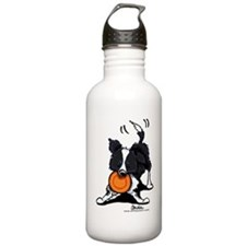Border Collie Sports Water Bottle