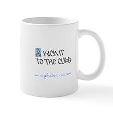 Kick it to the curb Mug