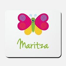 Maritza The Butterfly Mousepad