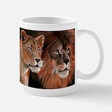 Beauty and her Beast, Mug