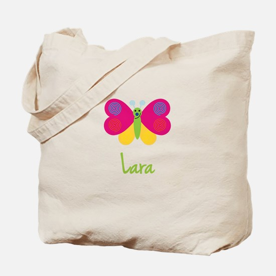 Lara The Butterfly Tote Bag