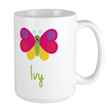 Ivy The Butterfly Mug