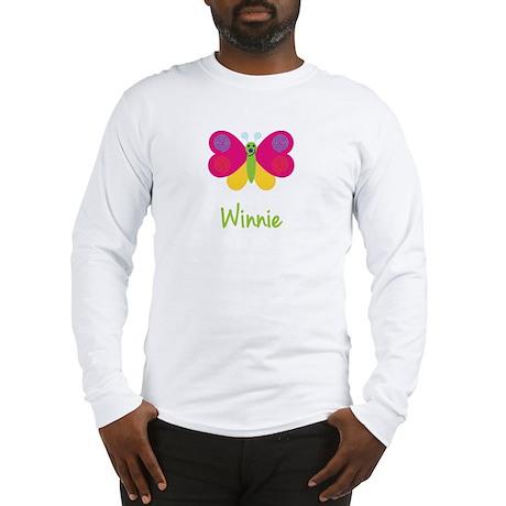 Winnie The Butterfly Long Sleeve T-Shirt