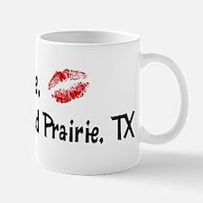 Kiss Me: Grand Prairie Mug