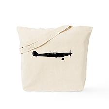 Unique Sillouette Tote Bag