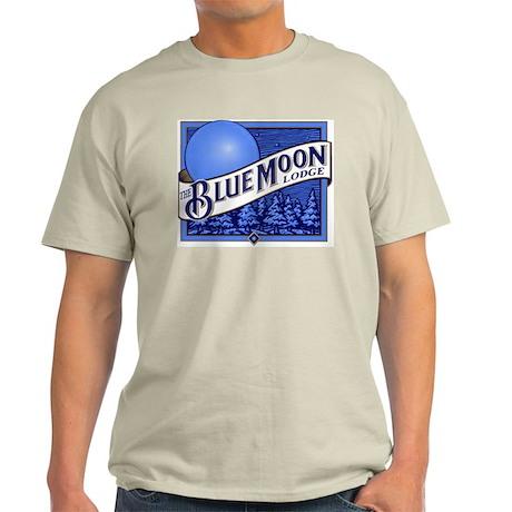 Blue Moon Lodge Ash Grey T-Shirt