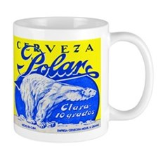 Cuba Beer Label 2 Mug