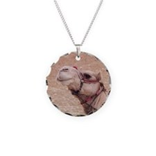 Egyptian Camel Photo Necklace