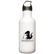 Motivate To Run Water Bottle