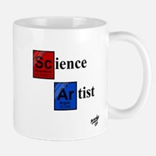 Science Artist Mug