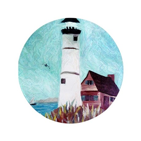 """The Lighthouse 3.5"""" Button"""