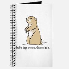 Prairie dogs are cute Journal