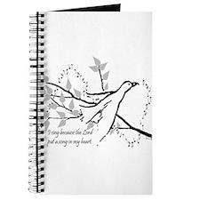 Song Bird Journal