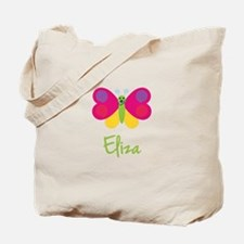 Eliza The Butterfly Tote Bag