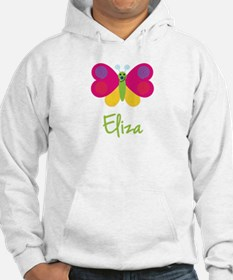 Eliza The Butterfly Hoodie Sweatshirt