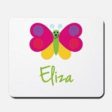 Eliza The Butterfly Mousepad