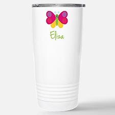 Eliza The Butterfly Travel Mug